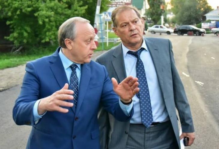 Заявление Радаева о передаче своих полномочий Стрелюхину подняло его рейтинг