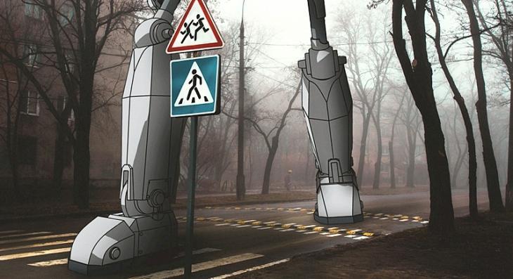 Об опасности дорог саратовских автолюбителей предупредит искусственный интеллект
