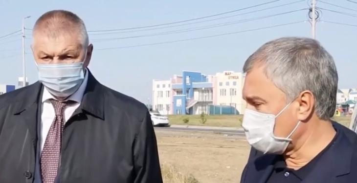 Володин – Пивоварову: у вас в облдуме депутаты-миллиардеры, соберите их и в глаза посмотрите
