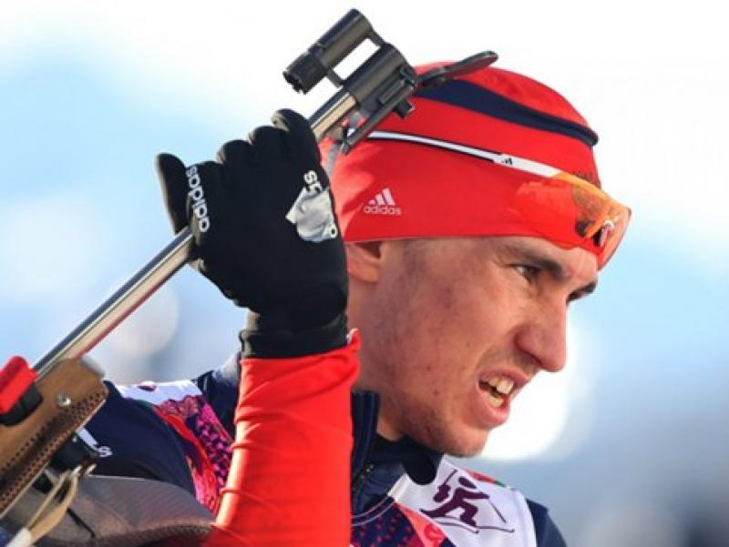 Биатлонист Логинов взял бронзу в спринте на этапе Кубка мира в Поклюке»