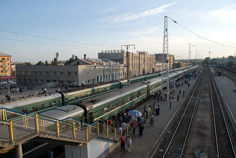 Станция балашов-пассажирский