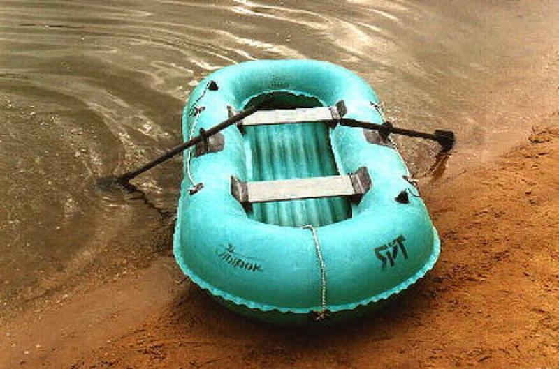 ремонт лодки нырок