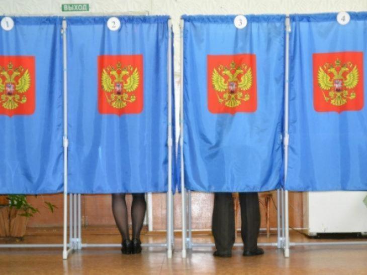 Итоги голосования: в областную и городскую думы прошли только единороссы