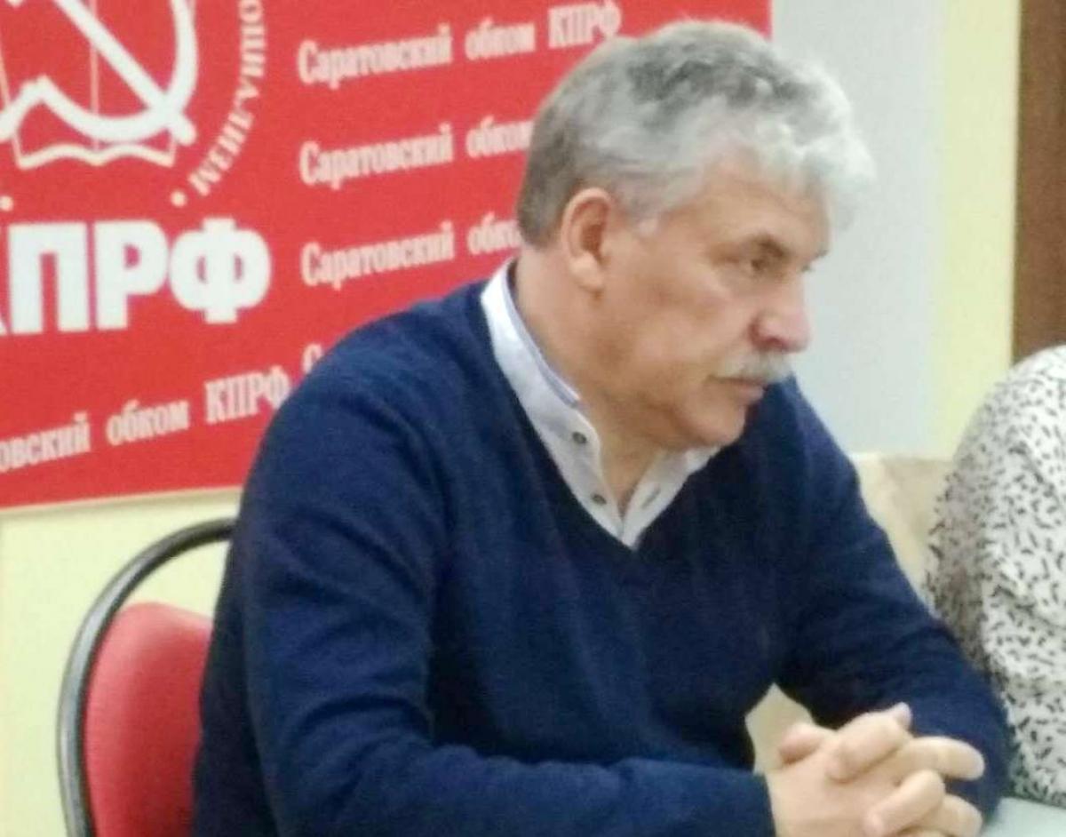 Павел Грудинин: «Люди хотят справедливости - чтоб было, как 30 лет назад»
