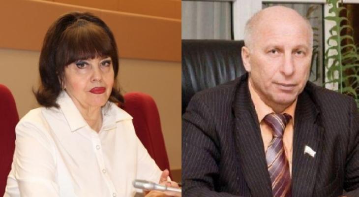 Облдума избавилась от Лосиной и Кузнецова и выбрала трех председателей комитетов